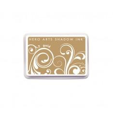 Чернило для штампинга Gold, Hero Arts, AF258