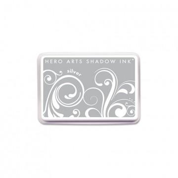 Купить Чернило для штампинга Silver, Hero Arts, AF257