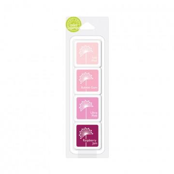 Купить Чернило для штампинга May's Shades of Pink, Hero Arts, AF349