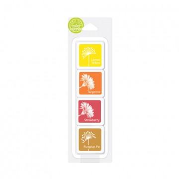 Купить Чернило для штампинга Jayne's Fall Colors, Hero Arts, AF354