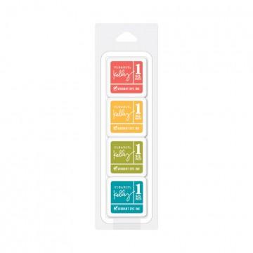 Купить Чернило для штампинга Kelly s Outdoor Cubes Pack, Hero Arts, AF324