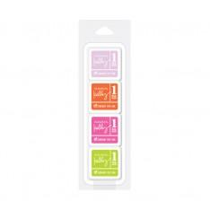 Чернило для штампинга Kelly's Fashion Cubes Pack, Hero Arts, AF327