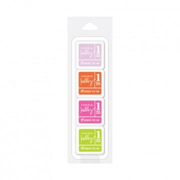 Купить Чернило для штампинга Kelly s Fashion Cubes Pack, Hero Arts, AF327
