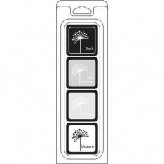 Чернило для штампинга Blackboard Cubes Pack, Hero Arts, AF251