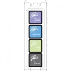 Чернило для штампинга Field Notes Ink Cubes Pack, Hero Arts, AF240