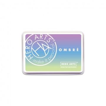 Купить чернило для штампинга Ombre Meadow, Hero Arts, AF382