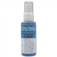 Жидкость для очистки штампов ClearDesign: Ultra Clean Spray, Hero Arts, NK202