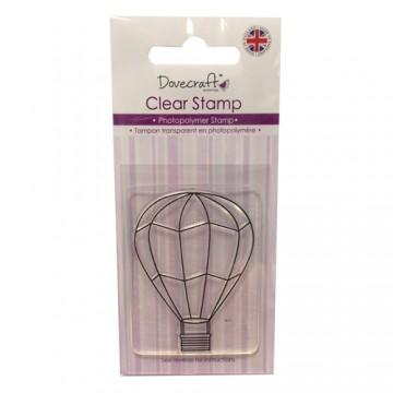 Купить Штамп акриловый Air Balloon, Dovecraft, DCCS038