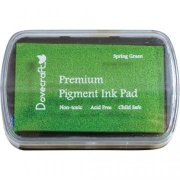 Купить Штемпельная подушечка Spring Green, Dovecraft, DCIP11
