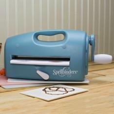 Машинка для вырезания и тиснения Grand Calibur, Spellbinders, GC-200