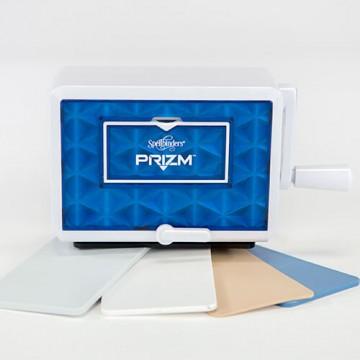 Купить Машинка для вырезания-тиснение PRIZM, Spellbinders, PZ-100