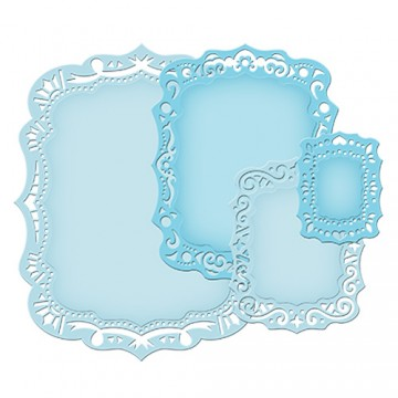 Купить Ножи Labels 39 Decorative Elements, Spellbinders, S4-464