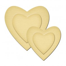 Ножи Hearts, Spellbinders, GLD-001