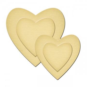 Купить Ножи Hearts, Spellbinders, GLD-001