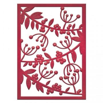 Купить Нож Mistletoe Card Front, Spellbinders, S6-043