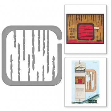 Купить Нож Icicle Stripes, Spellbinders, S3-239