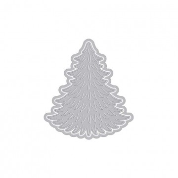 Купить Ножи Paper Layering Pine Tree with Frame, Hero Arts, DI194