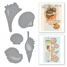 Ножи Sea Shells, Spellbinders, S3-242