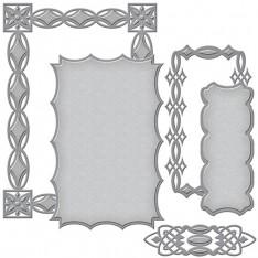 Ножи Renaissance Jeweled Frame, Spellbinders, S6-083