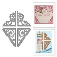 Ножи Graceful Corners Two, Spellbinders, S4-747