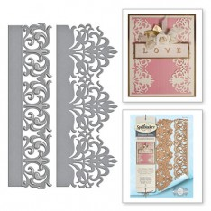 Ножи Graceful Damask, Spellbinders, S4-707