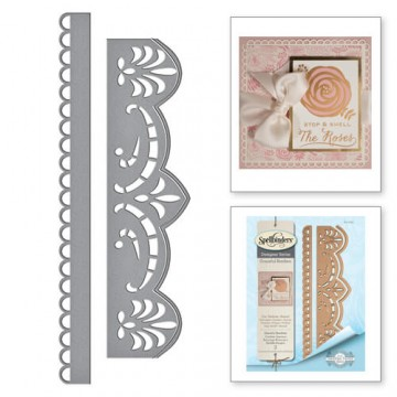 Купить ножи Graceful Brackets, Spellbinders, S4-705