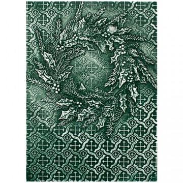 Купить Папка для тиснения 3D Rustic Wreath, Spellbinders, E3D-007