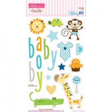 Купить Высечки Baby Boy, Bella BLVD, 426
