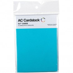 Заготовки для открыток Pool, 13 × 18 см, 12 шт, American Crafts, 71352