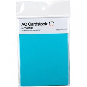 Купить Заготовки для открыток Pool, 13 × 18 см, 12 шт, American Crafts, 71352