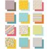 Купить Набор бумаги Honey, Project Life, 30х30 см, American Crafts, 380066
