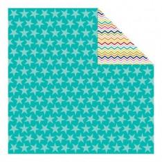Лист бумаги Gulf Starz, Lucky Starz, Bella BLVD, 737