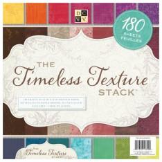 Набор бумаги Timeless Texture, 30×30 см, DCWV, PS-004-00020
