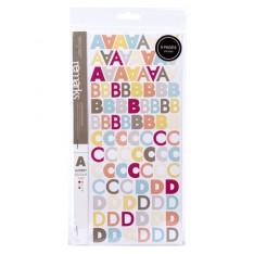 Наклейки Одри Multicolor, Заметки Sticker Book, 42191