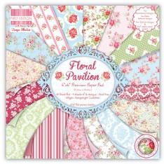 Набор бумаги Floral Pavilion, 15 × 15 см, First Edition, FEPAD065