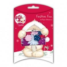 Набор цветов Fizzy Moon Festive Fun из бумаги, FZXBL01