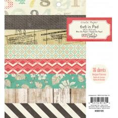 Набор бумаги DIY Shop, 15 × 15 см, Crate Paper, 680185