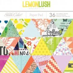 Набор бумаги Lemonlush, 15х15 см, Studio Calico, 332227