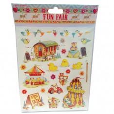 Наклейки Hook утку Fun Fair, HELZ Cuppleditch, HCST020