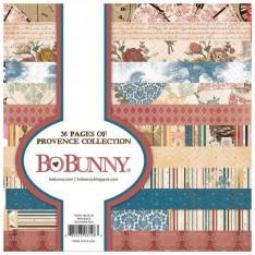 Набор бумаги Provence, 15х15 см, BoBunny, 18617126