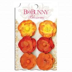 Фиалки Harvest Orange, BoBunny, 11411473