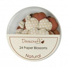 Набор цветов Natural, Dovecraft, DCBB01